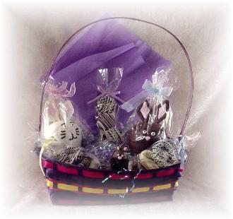 Easter edible gifts negle Images
